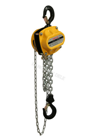 Quality Ce Chain Lever Block 3 Ton pictures & photos