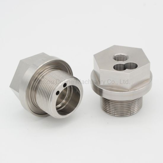 High Precision OEM Machining Stainless Steel CNC Machine Part for Auto with Ce