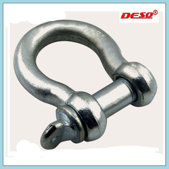 Alloy Steel Safety Anchor Shackle pictures & photos
