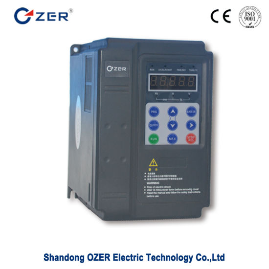 3.7kw 5.5kw 7.5kw 11kw Frequency Inverter pictures & photos