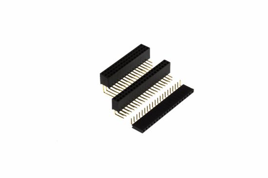 1.27mm/2.0mm/2.54mm Female/Pin Header Single/Dual Row Straight/Right Angle/SMT