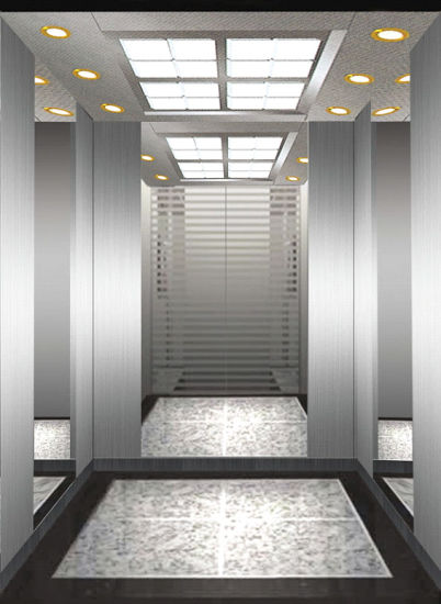 Reliable and Comfortable Passenger Elevator for High Office Building pictures & photos