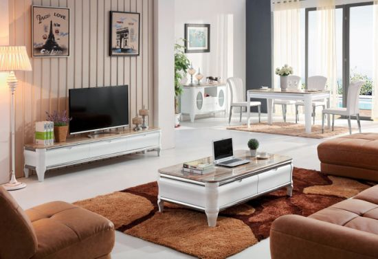 TV Stand, marble TV Stand (DS-2025) pictures & photos