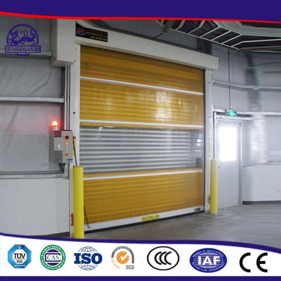 Fast Repair High Performance PVC Fast Doors with Factory Price & China Fast Repair High Performance PVC Fast Doors with Factory ...
