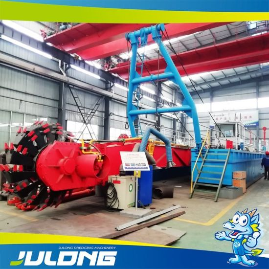 Widely Used River Cutter Suction Dredger in Sale