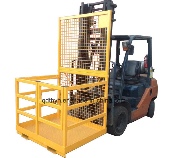 OEM Forklift Safety Cage (Rail Sides) From Professional Factory