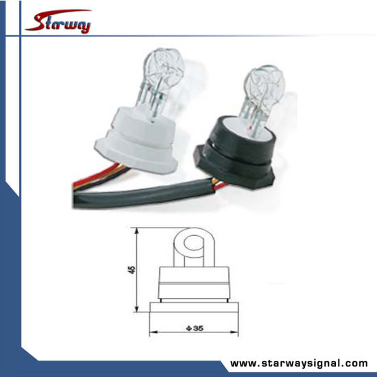 Warning Hideaway Screw Strobe Lights (LTE337C) pictures & photos