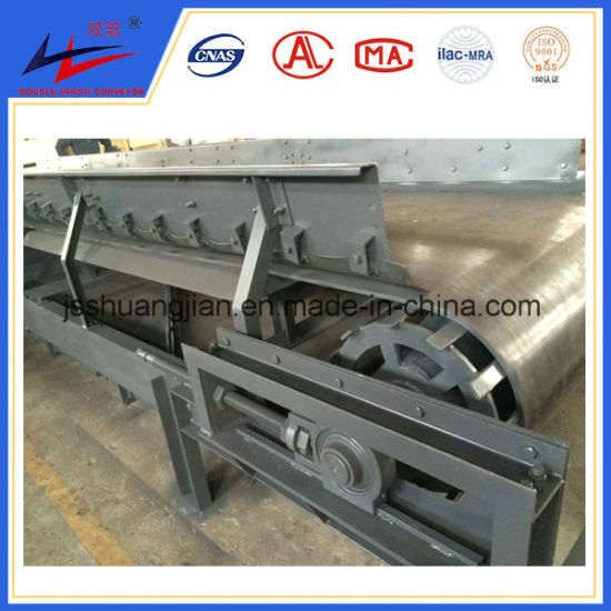 Hot 2017 Belt Conveyor for Coal Ore Stone Sand etc. Transport pictures & photos