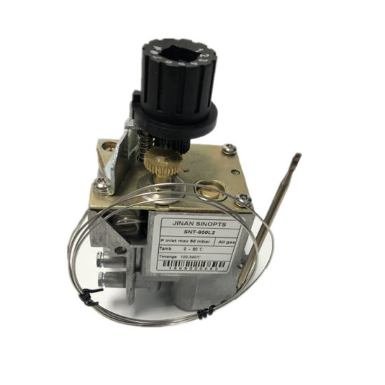 Gas Thermostatic Control Valve with Ce Approval for Sale