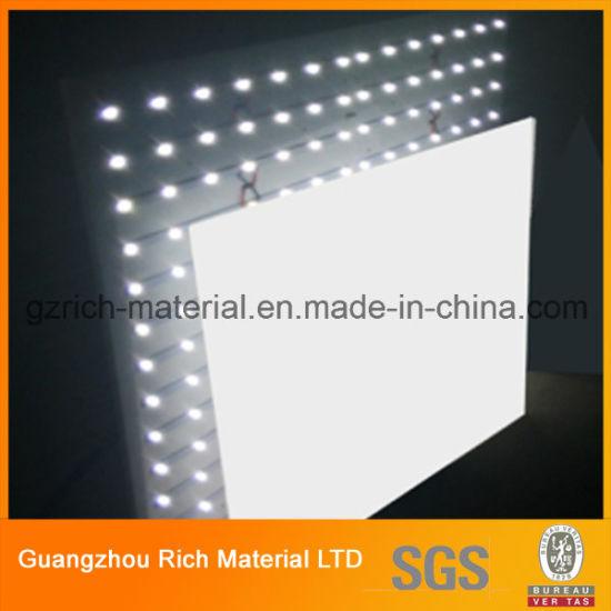 2mm Plastic Ps Light Diffuser Plate Led Sheet For Lighting