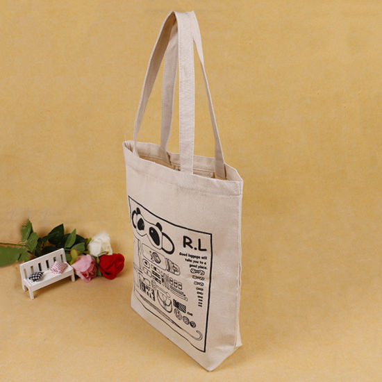 Simple Style Promotion Gift Hand Tote Bag Without Printing pictures & photos