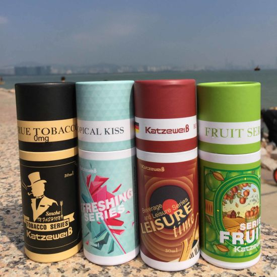 Popular E Liquid with Tpd FDA TUV RoHS Reach Certifications