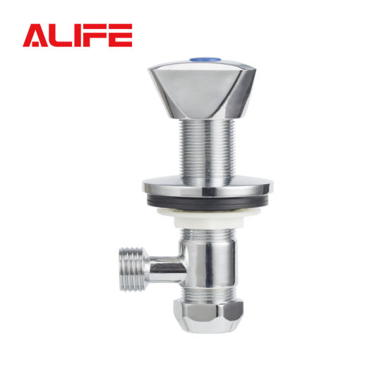Brass Angle Valve Aljf04 pictures & photos