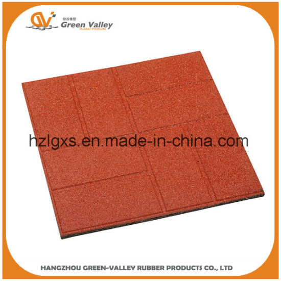 Best Choice Recycled Rubber Patio Pavers For Garden