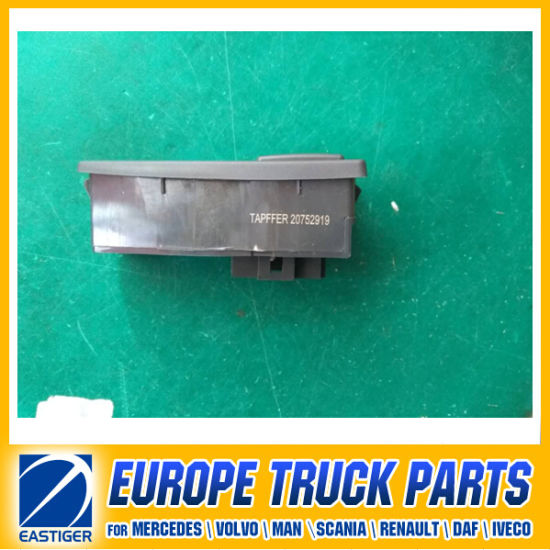 20752919 Power Window Switch Auto Parts for Volvo pictures & photos