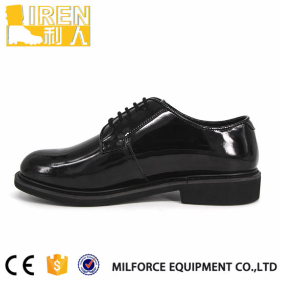 Good Design Price Police Office Shoes