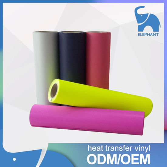 Factory Price Application PVC Heat Transfer Vinyl Glitter pictures & photos