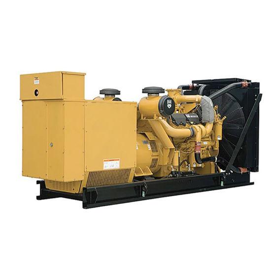 China Factory 150kw 188kVA Water Pump Air Cooled Diesel Generator Set