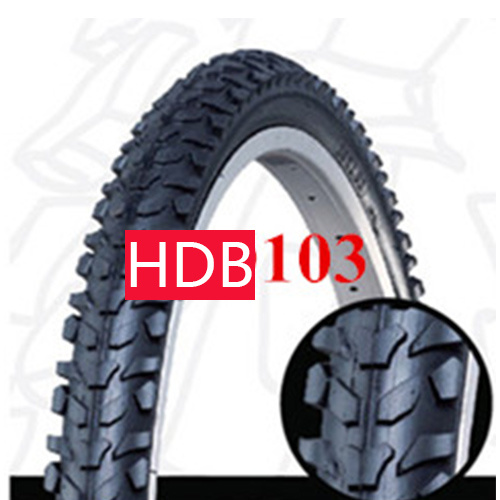 CE Certificated Popular Pattern 26*2.125 Bicycle Tyre pictures & photos