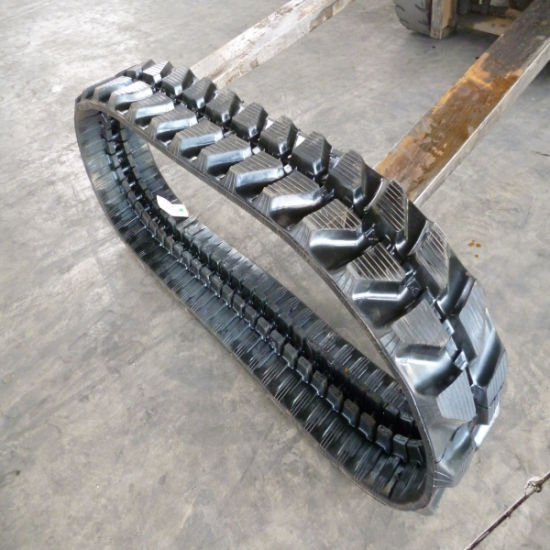 Rubber Tracks for Mini Excavators Kubota Kx36 /Case (230*48*70)