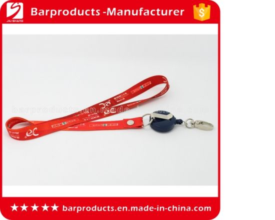 Custom ID Card Lanyard Card Holder
