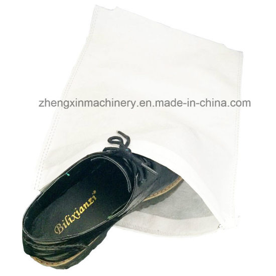 Non Woven Fashion Bag Making Machine with High Speed (Zxl-C700) pictures & photos
