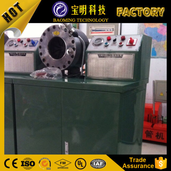 Multi Operation High Precision Assembly Hydraulic Hose Crimping Machine