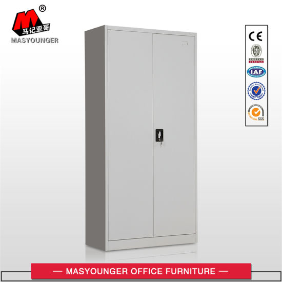 china 4 adjustable shelves office furniture swing 2 door metal file 4 door metal filing cabinet