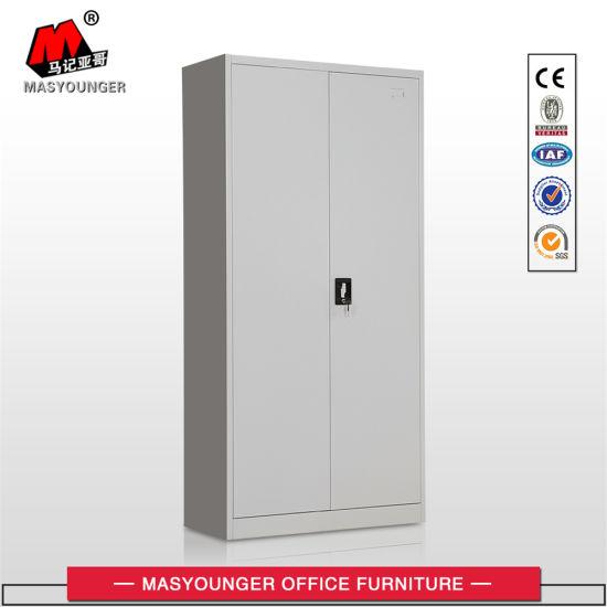 china 4 adjustable shelves office furniture swing 2 door metal file 2 door metal file cabinet