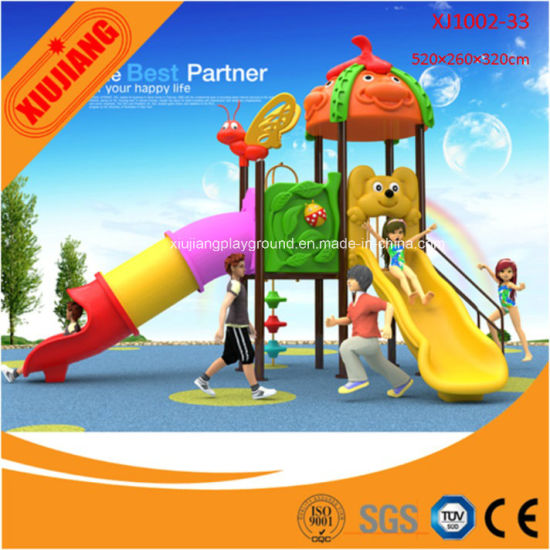 China Kids Indoor Outdoor Playground Play Structure For Small Yards