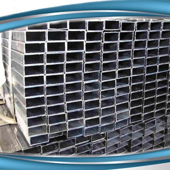 Galvanized Welded Hollow Section Square Steel Pipe/Tube