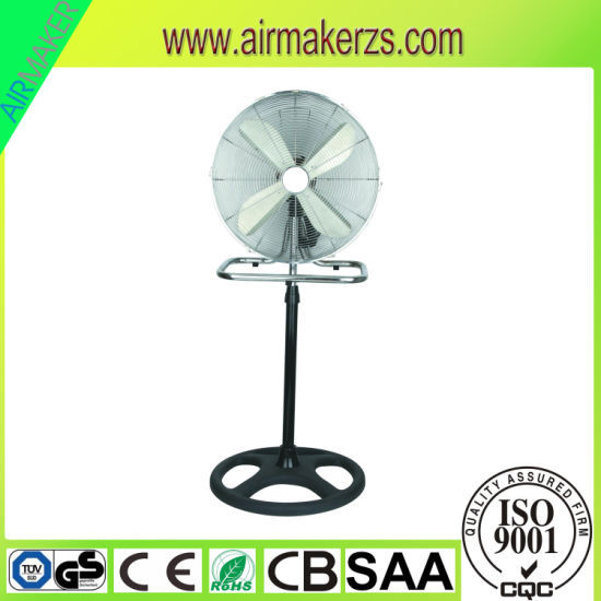 16 Inch Stand Fan with Metal Blade Ce/GS/RoHS/SAA pictures & photos