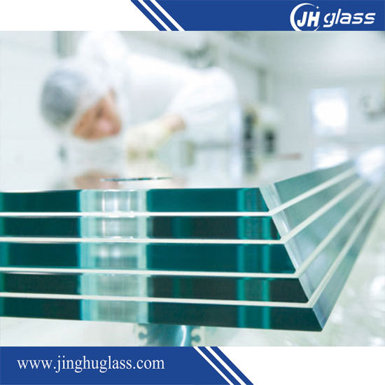 Tempered Shelter Windows Clear Laminated Glass for Building pictures & photos