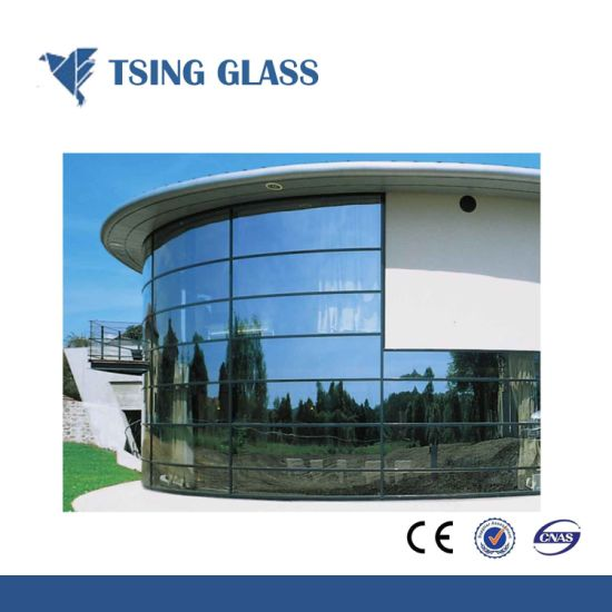 5+6A+5mm Igu Domestic Insulated Glass Wall Price pictures & photos