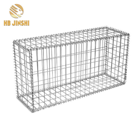 Hot Dipped Galvanized Welded Gabion Box Supplier pictures & photos