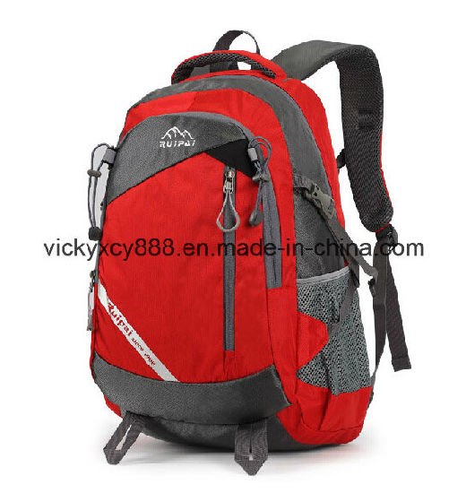 Middle School Outdoor Travel Sport Student Bag Backpack (CY5842)