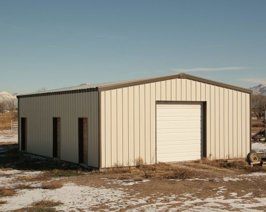 Steel Structure Warehouse, Metal Frame Storage