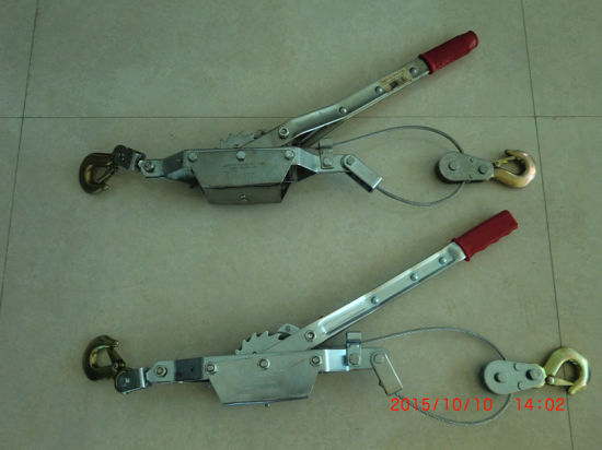 Best Quality CE Standard Hand Cable Puller pictures & photos