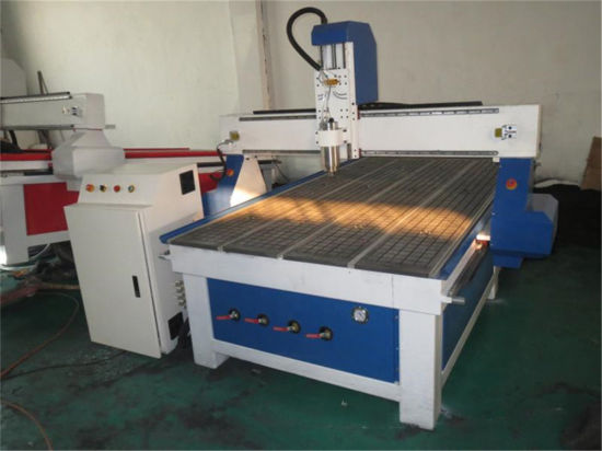 CNC Router for Glass Wood Cutting Engraving Advertising Cutter pictures & photos