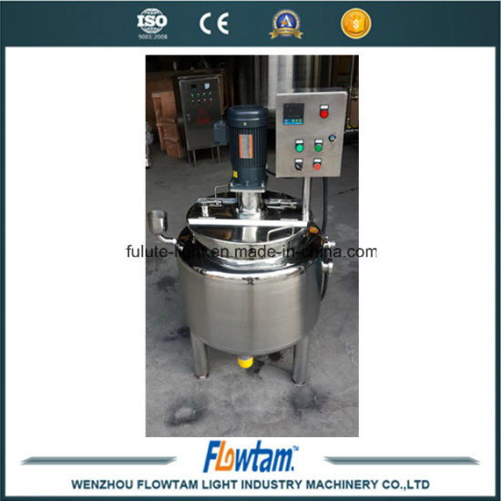 Top Sale Food Grade Liquid Soap Making Machine pictures & photos