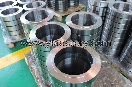 Hot Forged Roller Steel Ring for Equipment with Ut Test