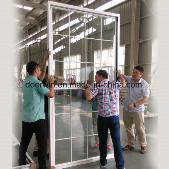 4fc99fb44e1c Ultra-Large Nbsp  Type Single Hung Thermal Break Aluminum Window Export to  USA pictures