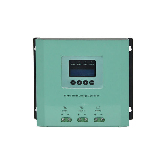40A MPPT Solar Charge Controller for Solar System pictures & photos