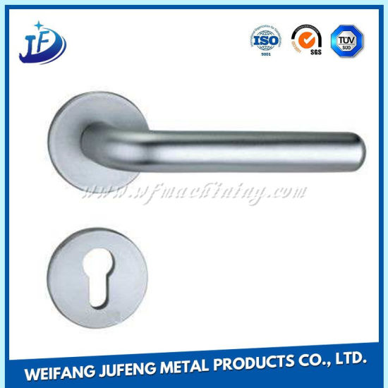 OEM Stainless Steel Punching/Stamping Handles with Mirror-Polished pictures & photos