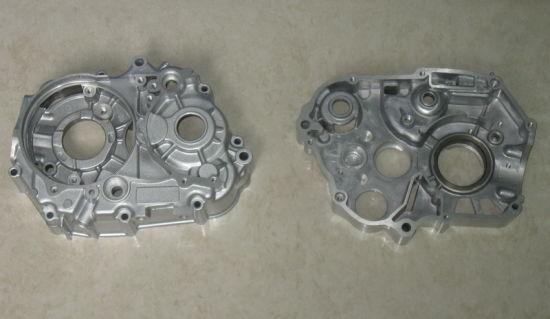 China Motorcycle Parts Motorcycle Engine Crankcase Set for