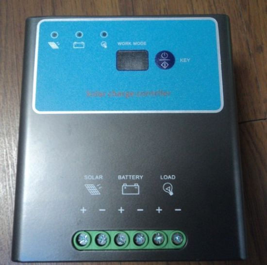 12/24V MPPT LCD Display Solar Controller pictures & photos