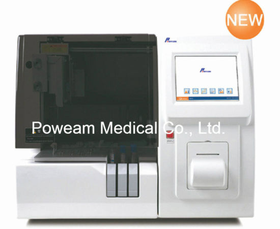 Best Sale Electric Diagnostic Equipment Full Automatic Blood Coagulation Analyzer (CA-3000) pictures & photos