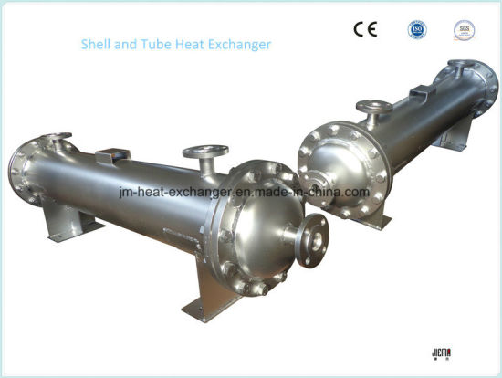Stainless Steel Shell and Tube Heat Exchanger for Thermal Oil and Water