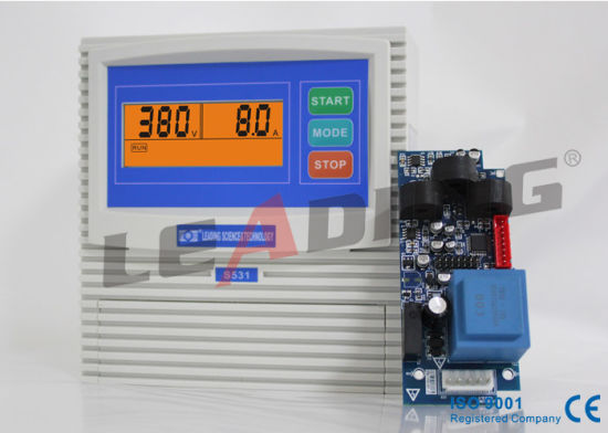 Simplex Three Phase Pump Control Panel for Waste Water Tank / Sewage Sink