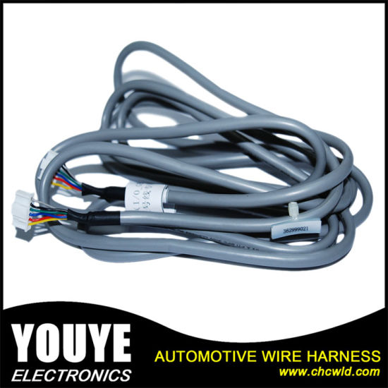wholesale manufacturer for subway cable metro extension cord wire harness